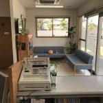 かしの木待合室2